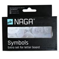 NAGA Symboles aimantés