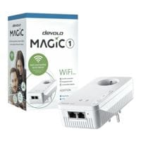 DEVOLO Adaptateur simple « Magic 1 WiFi 2-1 »