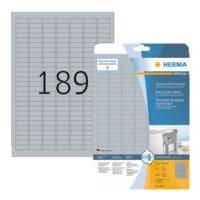 Herma Paquet de 4725 étiquettes d'identification « 4220 »