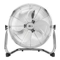 goobay Ventilateur de sol rétro « 39510 », 16 pouces
