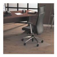 plaque protège-sol pour sols durs, polycarbonate, rectangulaire 89 x 119 cm, OTTO Office
