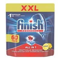 finish Paquet de 60 tablettes pour lave-vaisselle « All in 1 Citrus XXL »