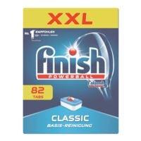 finish Paquet de 82 tablettes pour lave-vaisselle « Classic XXL »