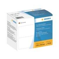 Herma 1000 paquets étiquettes d'affranchissement (petites)
