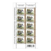 bpost Timbres pour lettres recommandées, tarif 1 : national « PRIOR »