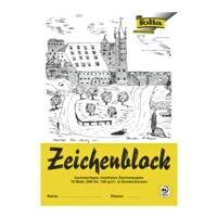 folia Paquet de 20 blocs à dessin A4, 10 feuilles chacun