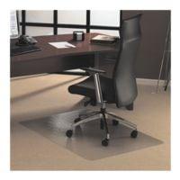 plaque protège-sol pour moquettes, polycarbonate, rectangulaire 100 x 120 cm, OTTO Office Standard