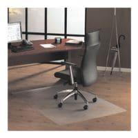plaque protège-sol pour sols durs, polycarbonate, rectangulaire 120 x 200 cm, OTTO Office Standard