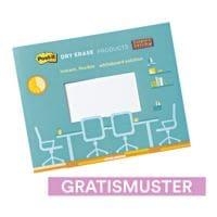 Post-it Film Muster Dry Erase pour tableau blanc « DEF-BUS-EU »