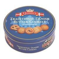 Biscuits au beurre Queen`s « Danish Butter Cookies »