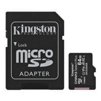 Kingston Carte mémoire microSDXC « Canvas Select Plus - 64GB »