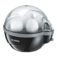 SEVERIN Cuiseur à œuf dans un boîtier en forme de boule « EK 3056 »