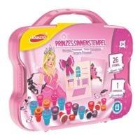 Joustra Tampon princesses, 26 pièces dans un coffret en plastique