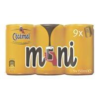 Cécémel Lait au chocolat « Mini »