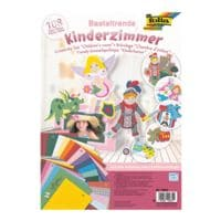 folia Lot de 108 pièces de bricolage « Chambre d'enfants »