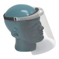 RENZ Visière de protection du visage contre éternuements et projections buccales