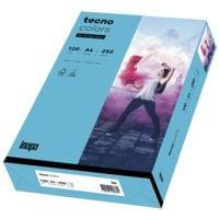 Papier couleur A4 Inapa tecno Rainbow / tecno Colors - 250 feuilles au total