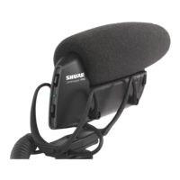 Shure Microphone à condensateur en céramique « LensHopper VP83 »