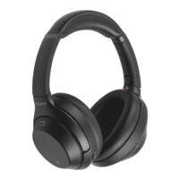 Sony Casque sans fil « WH-1000XM3 » avec Noise Cancelling
