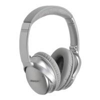 Bose Casque sans fil « QuietComfort 35 II » avec Noise Cancelling - argenté