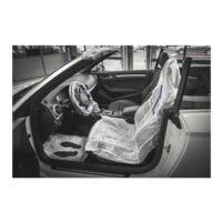EICHNER Lot 5 pièces de housses de protection voiture - 200 jeux