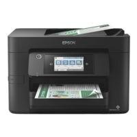 Epson Imprimante multifonction « WorkForce WF-4820DWF » imprimante jet d'encre couleur 4 en 1