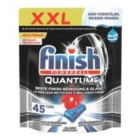 finish Paquet de 45 pastilles pour lave-vaisselle « Powerball Quantum Ultimate XXL »