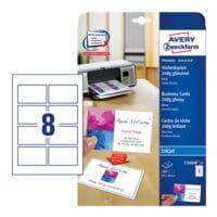 Avery Zweckform Cartes de visite C32028-25
