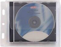 Probeco Pochettes de protection pour CD/DVD/Blu-ray