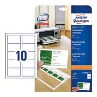Avery Zweckform Cartes de visite C32011-10