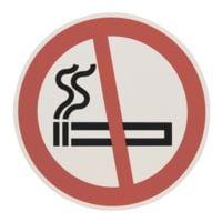 Panneau indicateur «Défense de fumer»