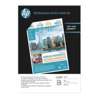 HP Papier photo « HP Professional Photo Paper 200 Laser matt »