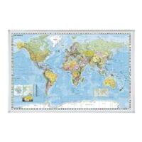 Franken Carte du monde « KA600W »