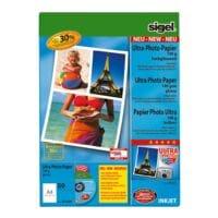 SIGEL Papier photo jet d'encre «Ultra» IP639