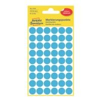 Avery Zweckform Pastilles adhésives Avery Zweckform - 12 mm Ø - autocollantes
