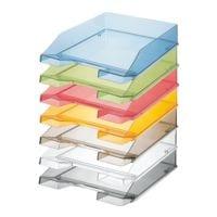HAN Corbeille courrier 1026, C4 polystyrène, empilable jusqu'à 20 pièces