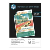HP Papier laser photo « HP Professional Photo Paper 200 Laser glossy »