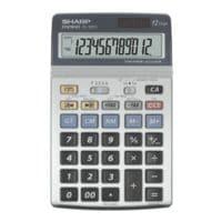 Sharp Calculatrice de bureau «EL-337G»