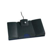 GRUNDIG Business Systems Pédale de commande pour dicteur-lecteur «536»