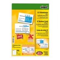 SIGEL Cartes de visite LP853