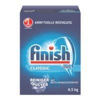finish Détergent vaisselle « finish Classic Powder »