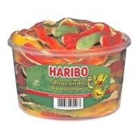 Haribo Bonbons gélifiés aux fruits «Riesenschlangen»