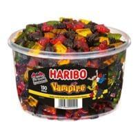 Haribo Bonbons gélifiés aux fruits «Vampire»