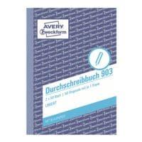 Avery Zweckform Formulaire 903 « autocopiant »