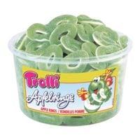 Trolli Bonbons gélifiés « Apfelringe »