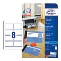 Avery Zweckform Cartes de visite C32015-10