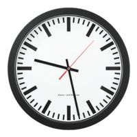 Peweta Uhren Horloge murale radioguidée 51.001.322 Ø 30 cm