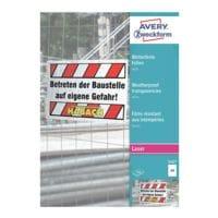 Avery Zweckform Films résistants aux intempéries « 3487 »