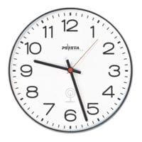 Peweta Uhren Horloge murale radioguidée 51.115.312 Ø 30 cm