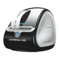 DYMO Imprimante d'étiquettes «LW450» connectable PC